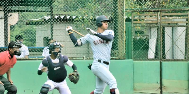 ドラ1候補の近大・佐藤が2安打「甘い球を一発で仕留められるように」リーグ戦へ調整