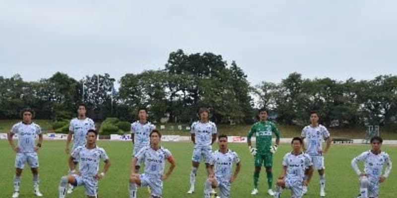 FC大阪、今季2敗目で5位後退 J3ライセンス交付後初の試合を白星で飾れず