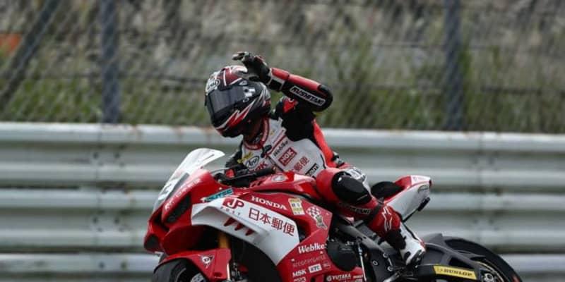 高橋裕紀がライバルを寄せ付けず2連勝/全日本ロード第3戦オートポリス ST1000 決勝