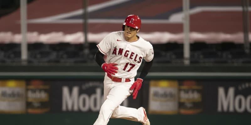 大谷翔平が本塁打の後にバント安打を狙ったわけ 1点を取るイメージできていた