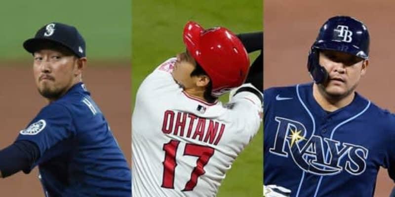 【MLB】大谷&筒香の日本人同日アベック弾は1124日ぶり&平野3セーブ 日本人メジャー活躍