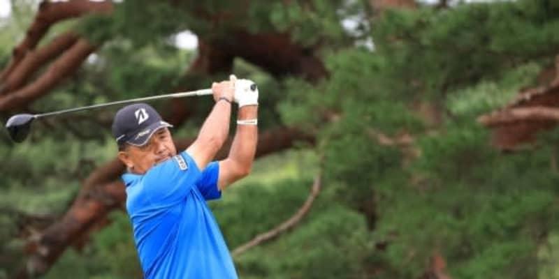 30歳でゴルフを始めた男、寺西明は地の利を生かして日本タイトル獲得 「頭の中で鳴尾GCを何万回も考えた」