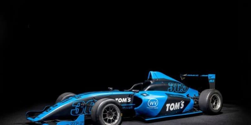 トムス、会員制フォーミュラカー走行支援サービスを受付開始 来春スタート