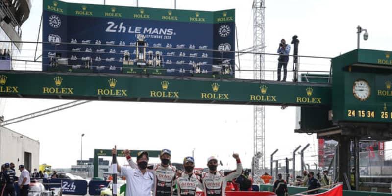【WEC】トヨタが2季連続でチーム王座獲得…ルマンV3の中嶋一貴「全員が素晴らしい働き」、無念の可夢偉「レースは残酷」