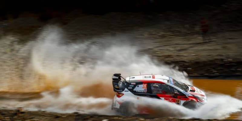WRCトルコ:サバイバルラリー走破のエバンスが今季2勝目。トヨタは両選手権で首位の座守る