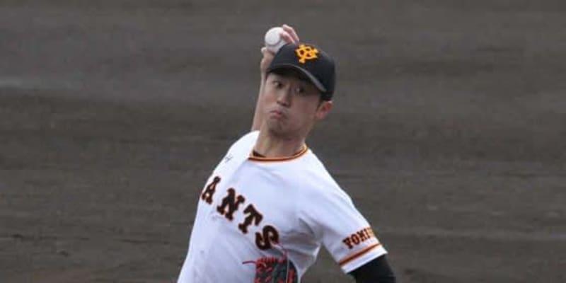 21日の公示 巨人・直江がプロ初勝利へ先発 広島は4投手を入れ替え