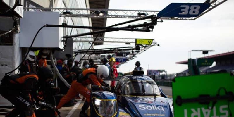ラスト10分、運命のスプラッシュ。ユナイテッド・オートスポーツが初制覇/ル・マン24時間LMP2