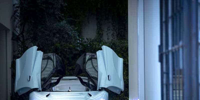 マクラーレン・スピードテールを日本初公開…すでに売り切れ[詳細写真]