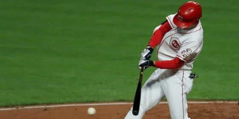 【MLB】秋山翔吾、2戦ぶり安打でダメ押し弾を演出 打率.239、レ軍はPO進出圏を死守
