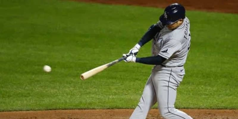 "【MLB】筒香嘉智、4打数1安打で打率.199に ""最強右腕""デグロムには3連続空振り三振"
