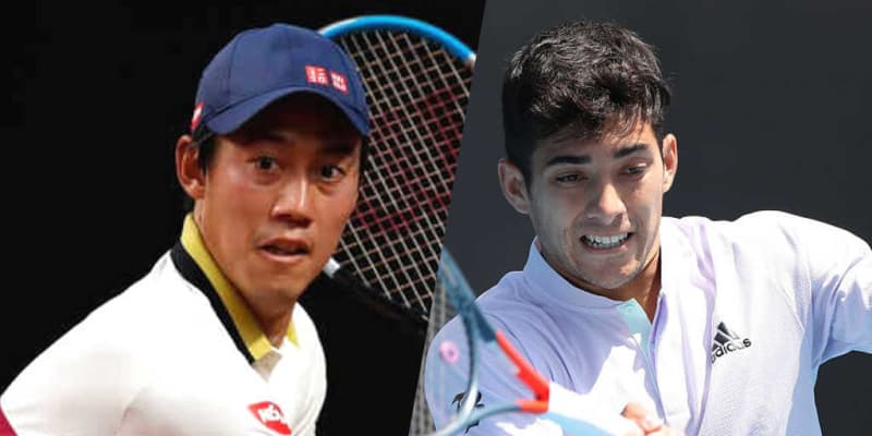 【22日17時開始予定】錦織圭の「ATP500 ハンブルク」1回戦。世界22位ガリンと初対戦へ
