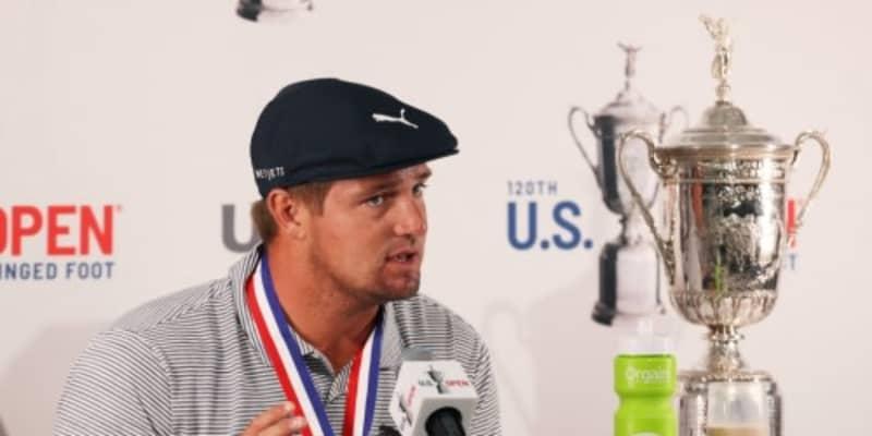 巻き起こる論争 ブライソン・デシャンボーの勝利でゴルフの未来が変わる?