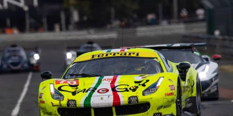 """ル・マン24時間:CARGUY RACING、2年目の挑戦は突然の幕切れも""""目標""""は達成"""