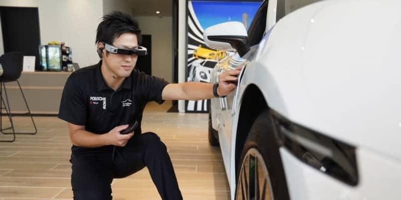 ポルシェジャパン、進化型オンライン商談を試験導入 スマートグラスを活用