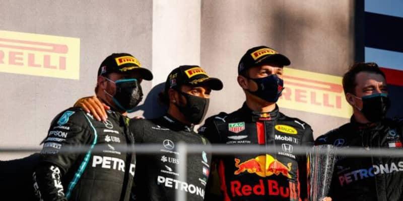 """「ひとりでキャンドルを灯してディナーを食べたよ」アルボン、F1初表彰台後の""""寂しい""""お祝いを明かす"""