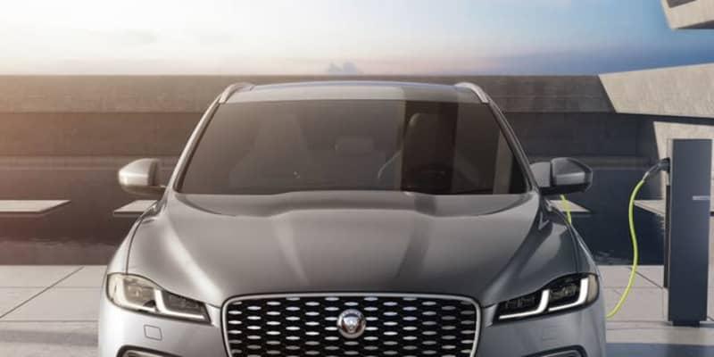 ジャガー 初のPHV、F-PACE 改良新型に設定…2021年欧州発売へ