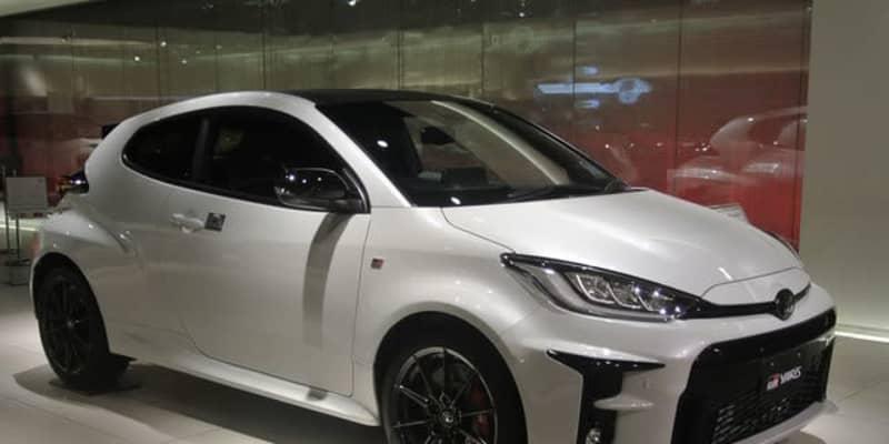 【トヨタ GRヤリス】ジェイテクトのトルセンLSD、4WD車用電子制御カップリングを採用
