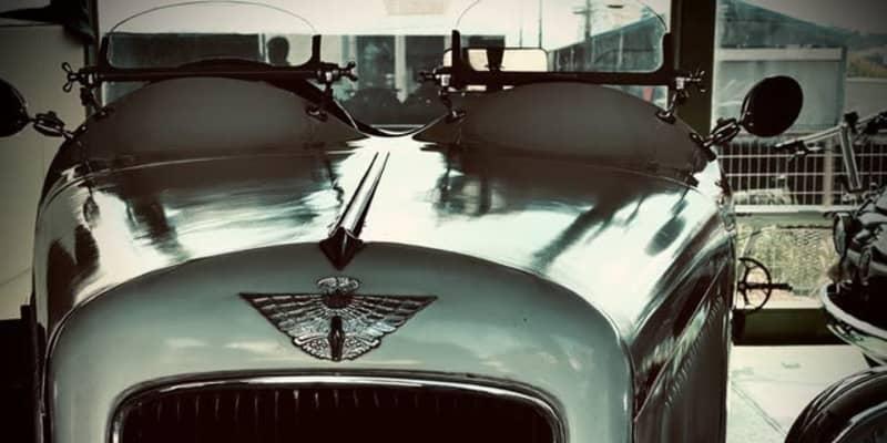歴史的な車両がズラリ「オースチン7と日本のモータリゼーションの夜明け展」 9月26日から開催