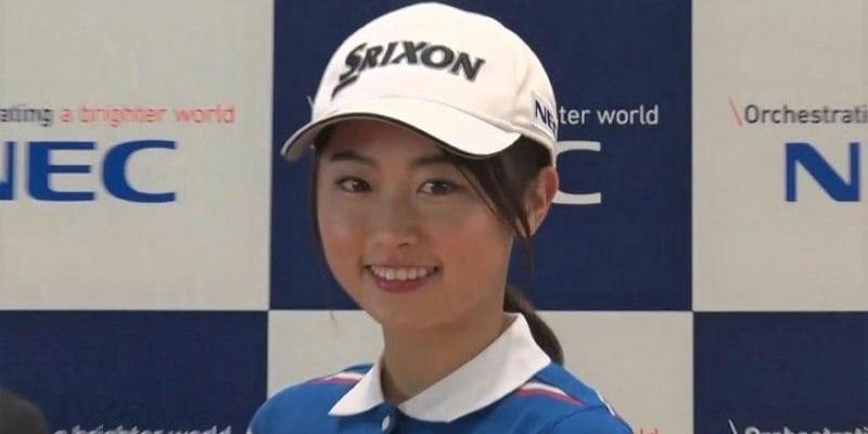 女子プロゴルファー・安田祐香、プロの世界に挑む19歳 激闘の日々を追う