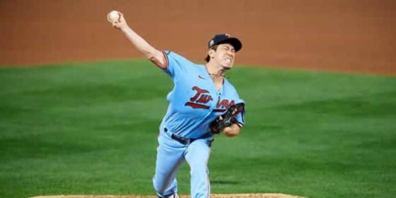 【MLB】「なんて夜!なんて男!」ツインズ移籍1年目に6勝を挙げた前田健太に米記者称賛