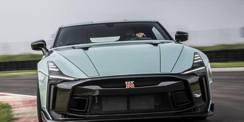 日産 GT-R 50 by Italdesign、720馬力の市販モデル…北京モーターショー2020出展へ
