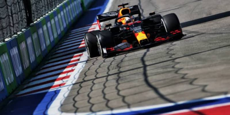 【タイム結果】F1第10戦ロシアGPフリー走行1回目