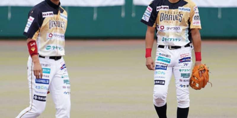 BC栃木・西岡剛がシーズン残り1か月で契約したワケ 同僚・川崎宗則から受ける刺激