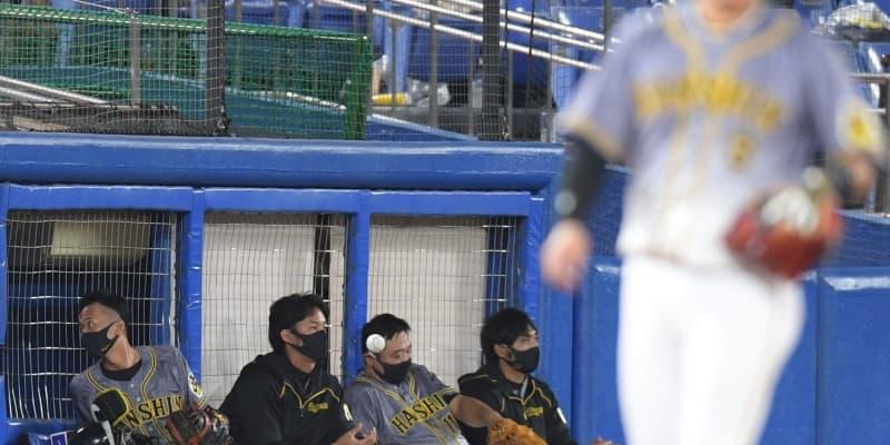 阪神・藤浪がリリーフとしてベンチ入り コロナ禍で中継ぎ投手不足