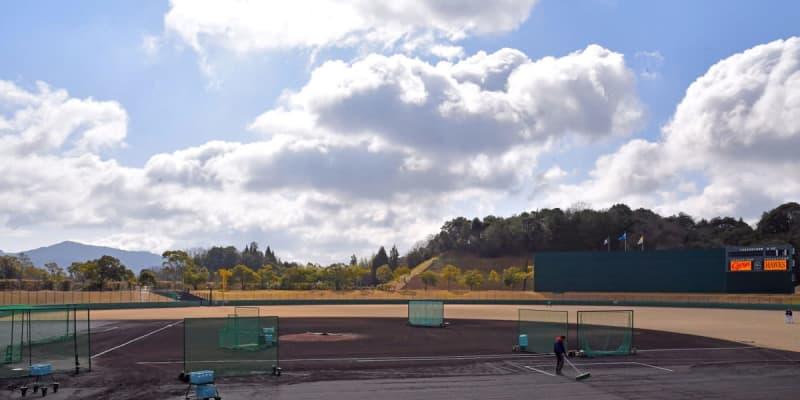 広島、26日のウエスタン・オリックス戦を中止に 相手選手のコロナ感染の影響で