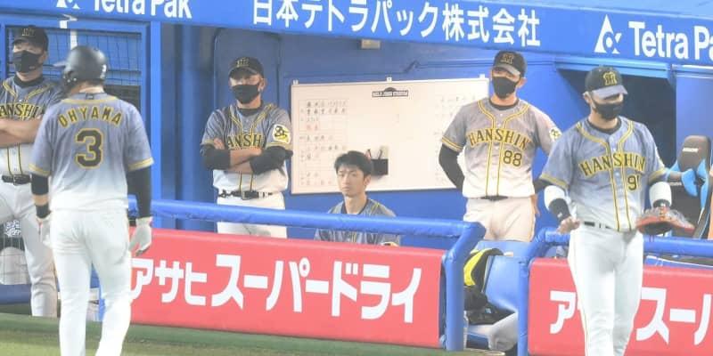 阪神スクイズ失敗…コロナ禍で手薄なリリーフ 西勇に代打を出したくない作戦裏目