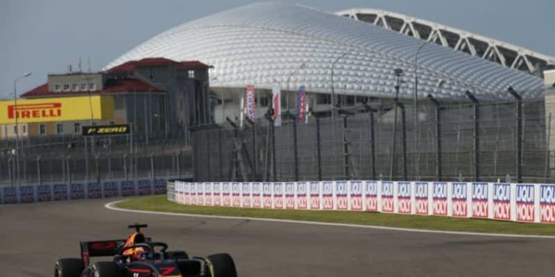角田裕毅が0.006秒差で3度目のポールポジションを獲得【順位結果】FIA-F2第10戦ロシア予選