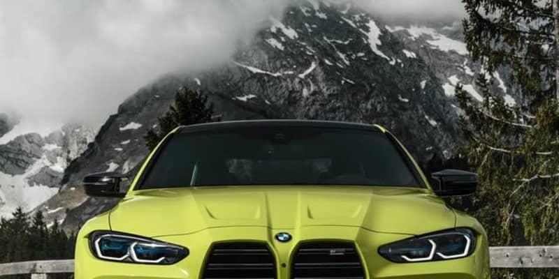 BMW M4クーペ 新型、専用縦長グリルに510馬力ツインターボ搭載…欧州発表