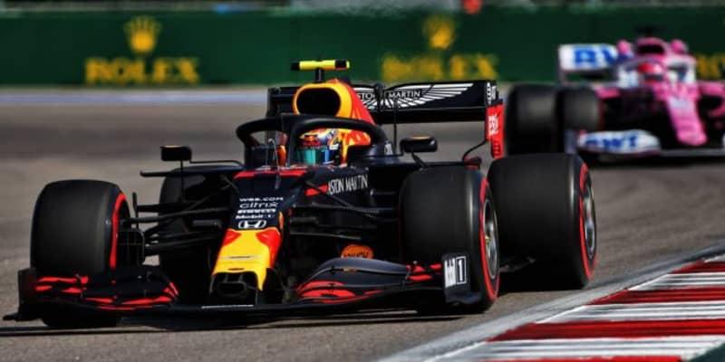 【タイム結果】F1第10戦ロシアGPフリー走行2回目