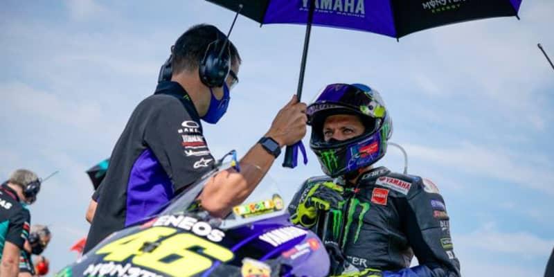 MotoGP:ペトロナス・ヤマハSRTへ移籍するロッシ「この仕事が好きだし、まだ走りたい」