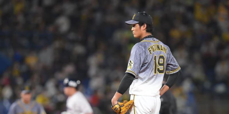 7年ぶり中継ぎで阪神・藤浪「あの1球が悔やまれます」村上に特大勝ち越し弾