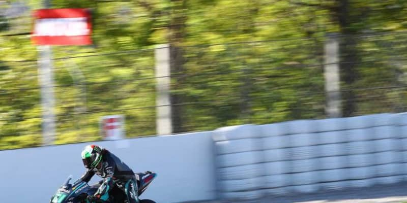 【順位結果】2020MotoGP第9戦カタルーニャGP MotoGP予選総合
