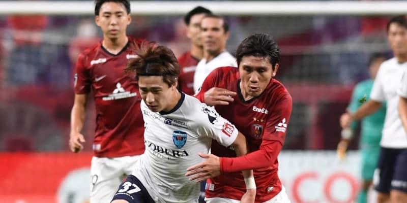 横浜FC・松尾2発 浦和ユース時代の恩師・大槻監督に恩返し「埼スタは特別な場所」