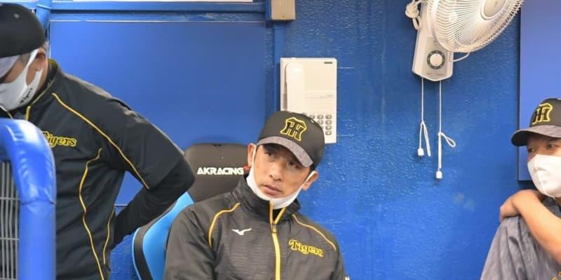 阪神3連敗…打線ちぐはぐ、サンズ奇襲バント決まらず 村上の一発に沈み藤浪負け投手