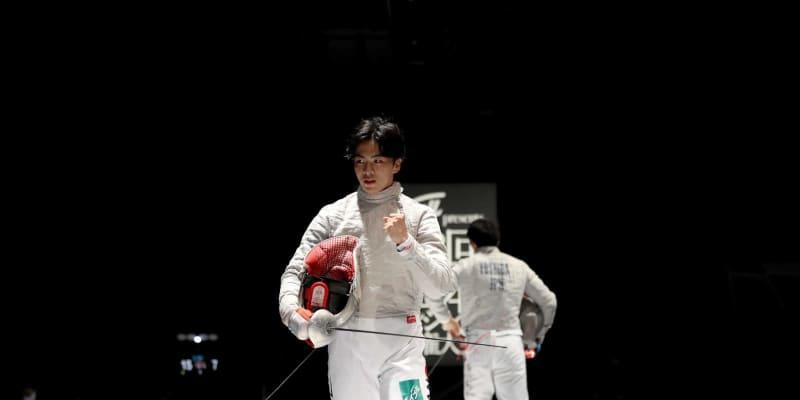 17歳小久保真旺が最年少V フェンシング界パリ五輪の星が大躍進