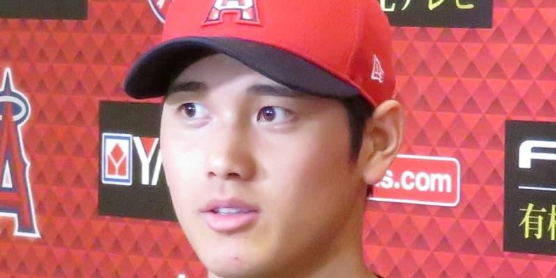 大谷翔平「4番・DH」で2戦ぶりスタメン 3年連続2桁本塁打&盗塁まで3