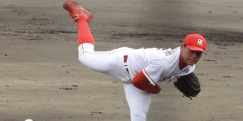 【社会人野球】トヨタ自動車・栗林は「ゲームを作れる」 西武渡辺GMが語るドラ1候補の理由