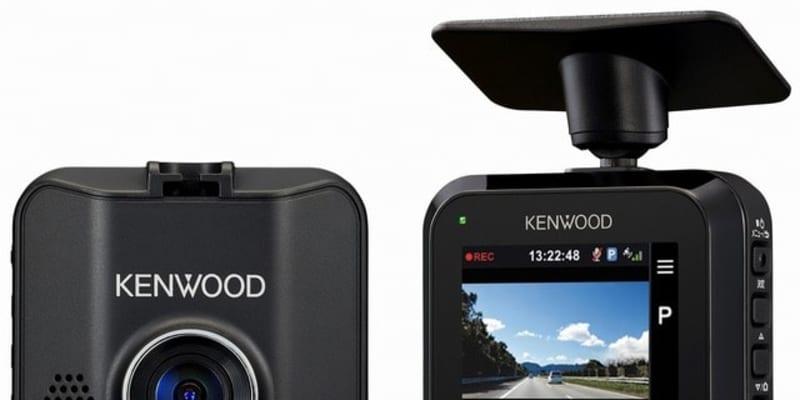 ケンウッド、業者向けドラレコに2モデル追加…最長33時間の録画に対応
