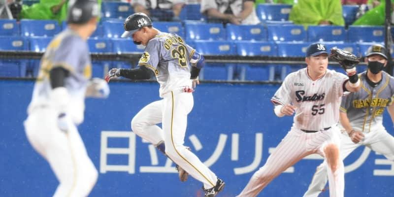 阪神・小幡、執念の内野適時打で勝ち越し成功 隠れ得点圏男がやった