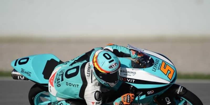 【順位結果】2020MotoGP第10戦フランスGP Moto3予選総合