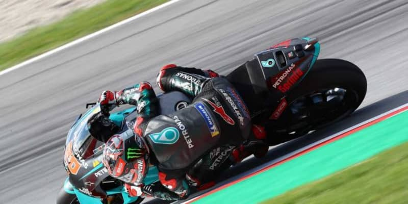 【順位結果】2020MotoGP第10戦フランスGP MotoGP予選総合