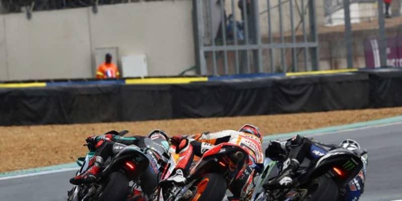 【ポイントランキング】2020MotoGP第10戦フランスGP終了時点