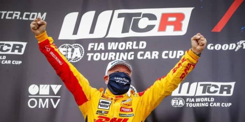 WTCR第3戦:混沌のなか3名の初優勝者誕生。コロネルが2016年以来の世界戦勝利を獲得