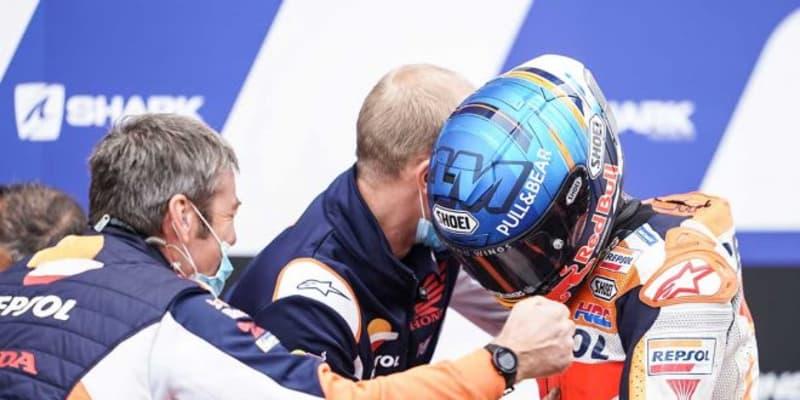 渾身の走りで批判をはねのけたアレックス・マルケス/MotoGP第10戦フランスGPレビュー