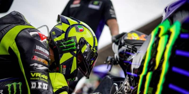 MotoGP:ヤマハのバレンティーノ・ロッシ、新型コロナに感染。第11戦アラゴンGPを欠場