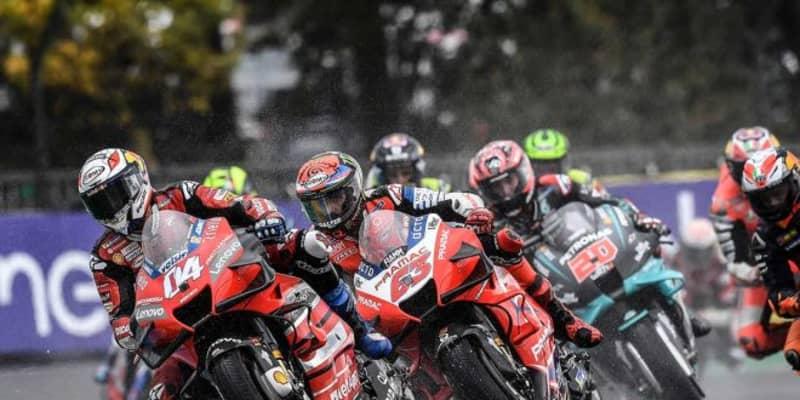 ウエットコンディション下でのタイヤ選択が明暗/MotoGP第10戦フランスGPレビュー(2)